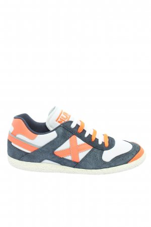 Munich Lace-Up Sneaker multicolored casual look