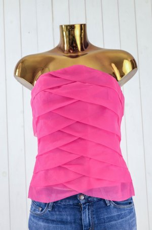 Corsage pink polyester
