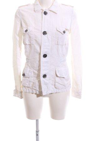 Murphy & nye Giacca corta bianco stile casual