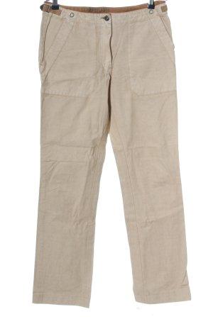 Murphy & nye Pantalone jersey color carne puntinato stile casual