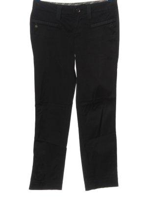 Murphy & nye Pantalone jersey nero stile casual