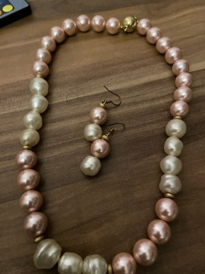 Shell Necklace white-rose-gold-coloured