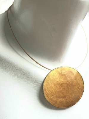 Culture Mix Shell Necklace light grey-sand brown mixture fibre