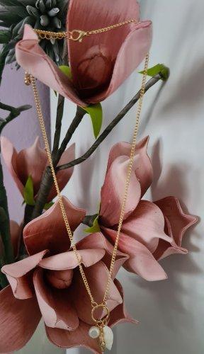 Modeschmuck Shell Necklace gold-colored