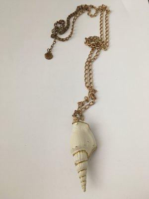 H&M Link Chain cream-gold-colored