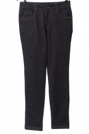 Muse Five-Pocket Trousers light grey flecked casual look
