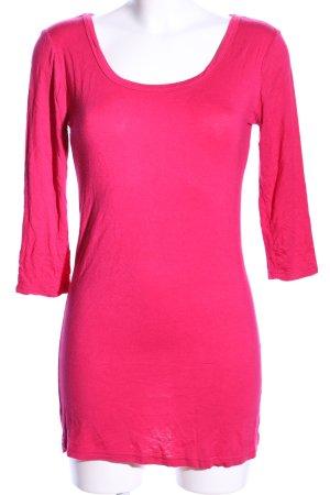 Muse Longshirt pink Casual-Look