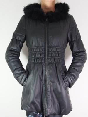 MUSE Paris Damen Women Leather Jacke Rarität Made in Italy Gr. S UPV €200