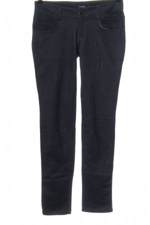 Muse Jersey Pants blue casual look