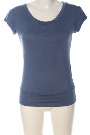 Muse T-Shirt blue casual look