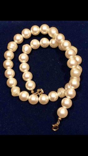 Pearl Necklace white-cream
