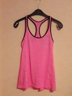 Domyos Top deportivo sin mangas rosa