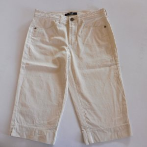 Basler Sport Bermudas cream mixture fibre