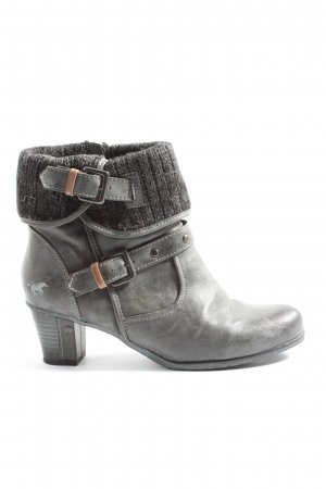 Mustang Booties braun Casual-Look