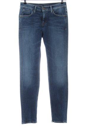 Mustang Jeans boyfriend bleu style décontracté