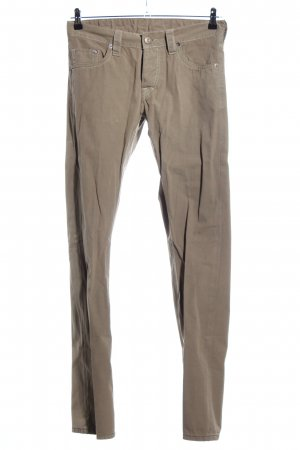 Mustang Five-Pocket-Hose khaki Casual-Look