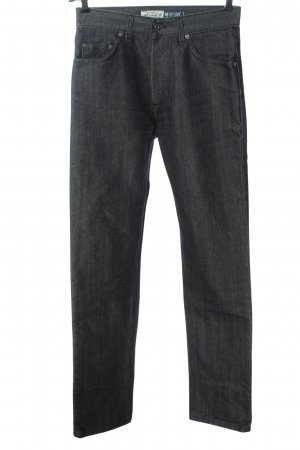 Mustang Jeans a vita alta grigio chiaro stile casual