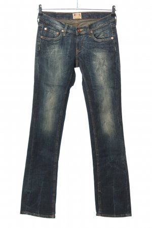 Mustang Low Rise Jeans blue casual look