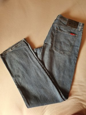 Mustang Jeansy z prostymi nogawkami jasnoniebieski