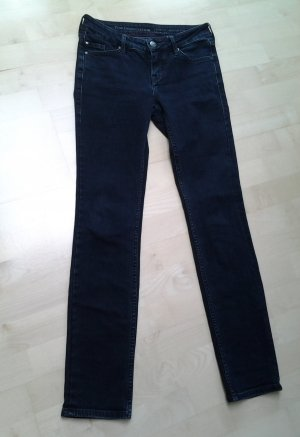 Mustang Jeans slim fit blu