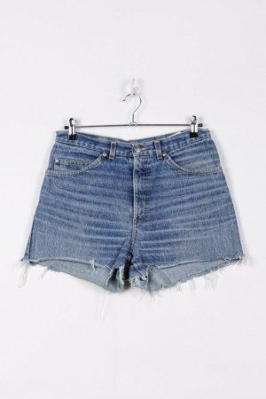 Mustang Jeans Shorts in Blau W33/L36