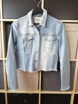 Mustang Veste en jean bleu azur