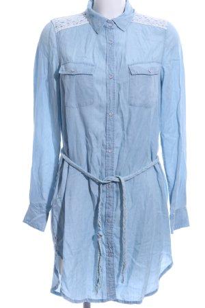Mustang Jeanskleid blau Casual-Look