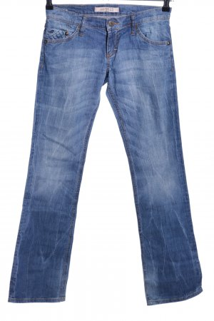 Mustang Denim Flares blue casual look