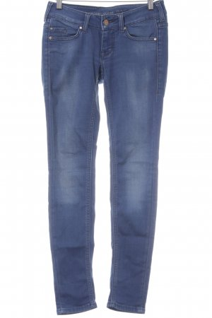 Mustang Jeggings stahlblau Casual-Look