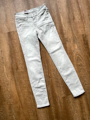 Mustang Slim Jeans light grey