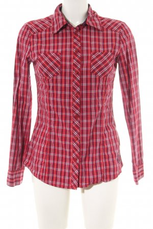 Mustang Long Sleeve Shirt check pattern casual look