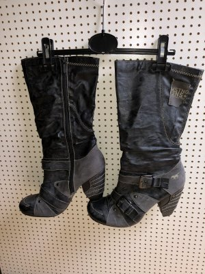 Mustang Schaft/ Absatz  Stiefel