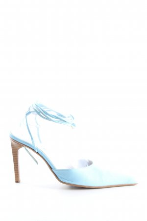 Mustang Shoes Riemchen-Sandalen blau Elegant