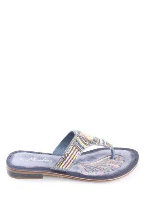 Mustang Shoes Zehentrenner-Sandalen