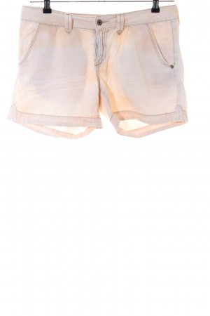Mustang Shorts creme Casual-Look