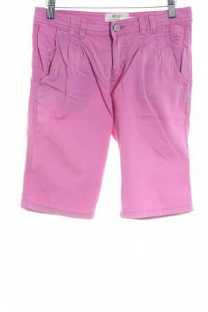 Mustang Shorts pink Casual-Look
