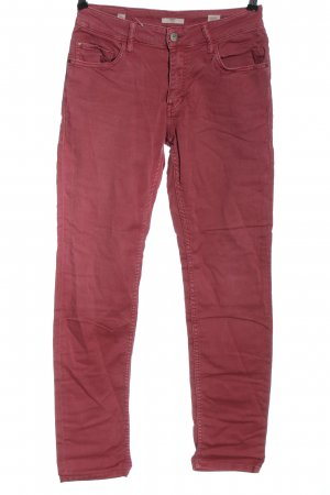 Mustang Jeans skinny rosso stile casual