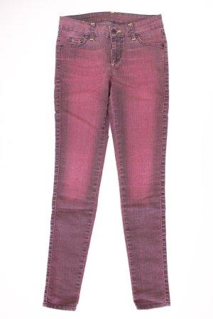 Mustang Skinny Jeans Größe W27/L32 Modell Bony lila aus Baumwolle