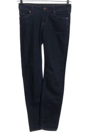 Mustang Slim Jeans blau Casual-Look