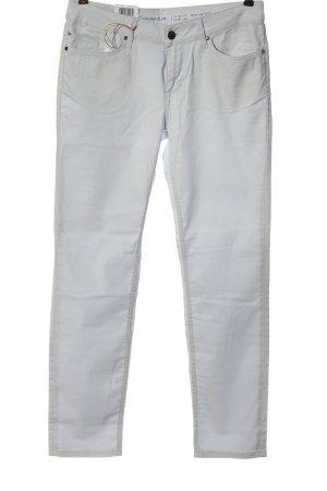 Mustang Jeans slim fit grigio chiaro stile casual