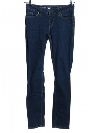 Mustang Dopasowane jeansy niebieski W stylu casual