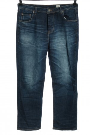 Mustang 7/8 Length Jeans blue casual look