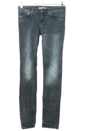 Mustang Jeans slim gris clair style décontracté