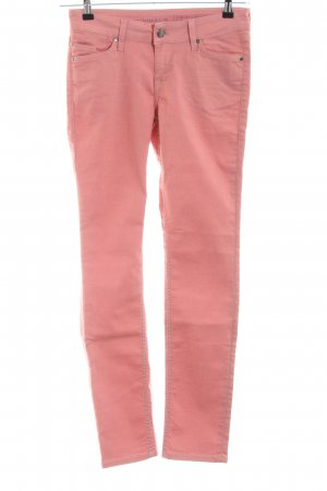 Mustang Jeans slim fit rosa stile casual