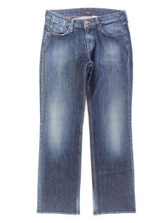 Mustang Jeansy z prostymi nogawkami Bawełna