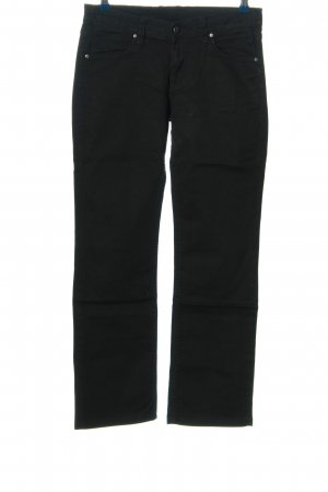Mustang Stretch Jeans schwarz Casual-Look