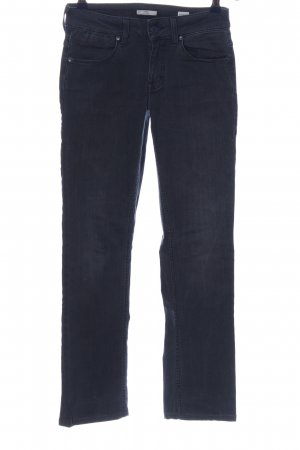 Mustang Stretch Jeans blau Casual-Look