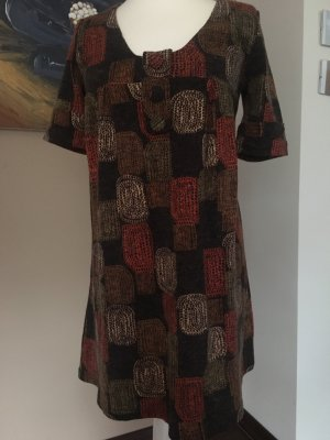 Lavand Hippie Dress multicolored