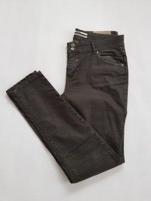 "Musterprint Jeans ""Bella"" von Coccara"
