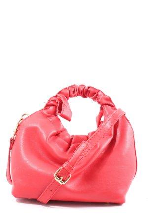 My Accessories London Mini sac rouge style décontracté
